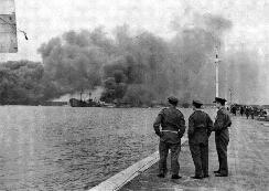 [120891] 1 milione 89 mila telepettatori per 2 dicembre 1943. Inferno su Bari su Rai3 | Film Update