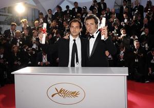 Garrone e Sorrentino premiati a Cannes 61