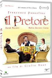 """Giulio Base ed Eliana Miglio presentano il DVD de """"Il Pretore"""" a Roma"""