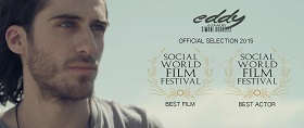 "Due nomination per ""EDDY"" al Social World Film Festival"