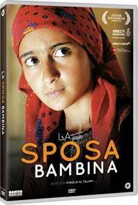 """""""La Sposa Bambina"""", 2 euro in beneficenza per ogni dvd acquistato"""