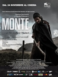 """Monte"" unico film italiano a The Contenders 2016"