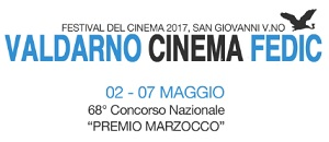 I film in concorso al 68° Valdarno Cinema Fedic