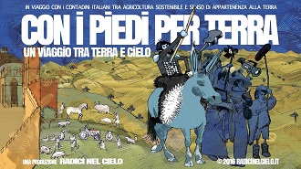 #CA20 - CON I PIEDI PER TERRA di Andrea Pierdicca