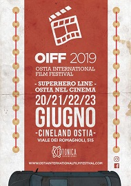OSTIA INTERNATIONAL FILM FESTIVAL - Dal 20 al 23 giugno