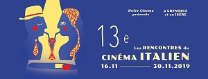 CINEMA ITALIANO GRENOBLE 13 - Il palmares