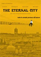"locandina di ""The Eternal City"""