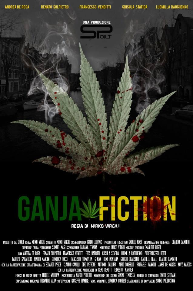 "locandina di ""Ganja Fiction"""