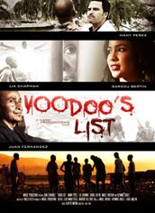 "locandina di ""The Voodoo's List"""