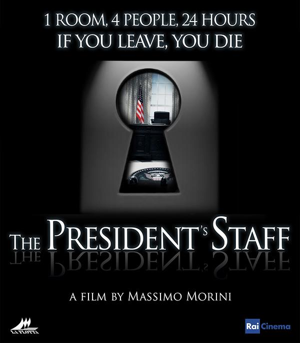 "locandina di ""The President's Staff"""