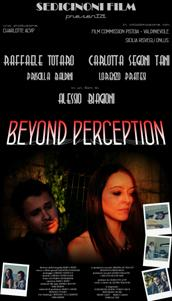 "locandina di ""Beyond Perception"""