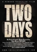 "locandina di ""Two Days"""