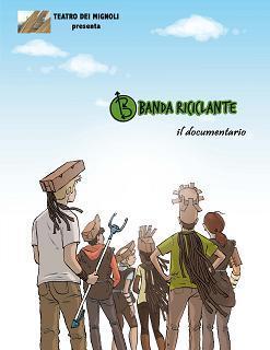 """locandina di """"Banda Riciclante"""""""