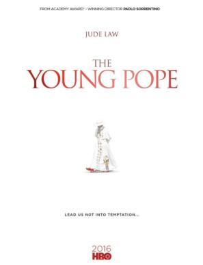 "locandina di ""The Young Pope"""