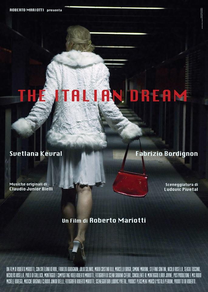"locandina di ""The Italian Dream"""