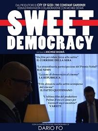 "locandina di ""Sweet Democracy"""