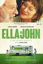 "locandina di ""Ella & John - The Leisure Seeker"""