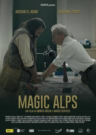 "locandina di ""Magic Alps"""